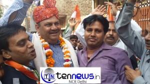 विजय विशवास यात्रा को स्थानीय लोगो ने दिया भरपुर समर्थन - भाजपा सहित छुटभईयों की हार सुनिश्चित - मुकेश शर्मा ।