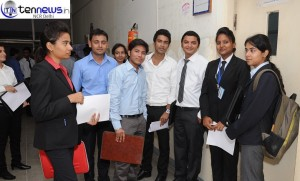 IEC Group of Institutions in association with New bie Talent organized Job Fair for the   students from Delhi & NCR.