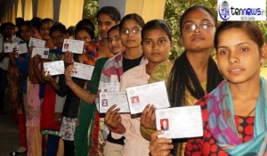 Govt PG college Noida students elections 19 candidates fight for 5 seats