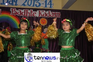 LKG's Annual function in Greater Noida