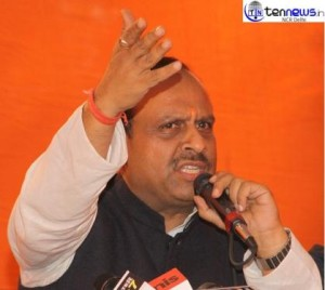 Sheila Dixit must be ousted for Jal Board Meter Scam : Vijendra Gupta