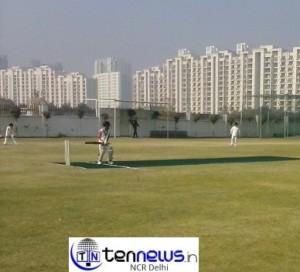 जी डी गोयनका में इंटर स्कूल क्रिकेट प्रितियोगिता शुरू
