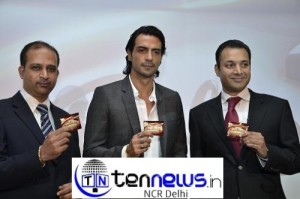 Mars, announced the launch of 'Galaxy' , chocolate brand in India - Arjun Rampal brand ambassador.