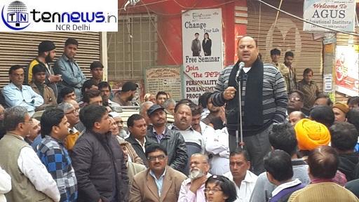 आम आदमी पार्टी को जल्द सरकार गठन कर 90 दिनों के अन्दर अपने घोषणा पत्रा को अमल में लाना चाहिए - मुकेश शर्मा