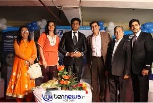 Shibani Kashyap & Jaswir Kaur inaugurated  Royale7group Company in Delhi