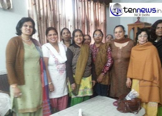 भारतीय जनता पार्टी महिला मोर्चा नोएडा