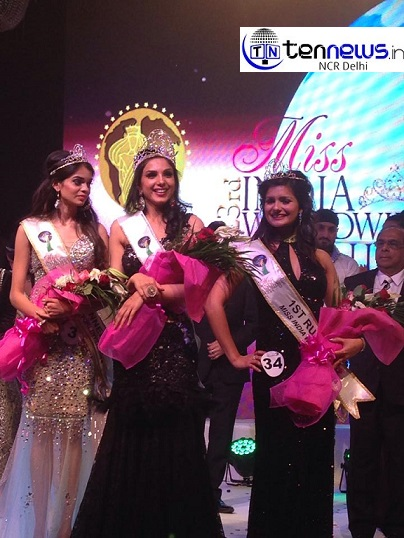Miss India worldwide Winner Monica Gill (M)