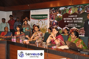 The 5th National Convention on Millets was held on November 29-30, 2016 at Nehru Memorial Museum and Library(NMML) at Teen Murthi Bhavan