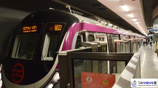 FirstonTennews: DMRC may hike metro fare because of Rs 5000