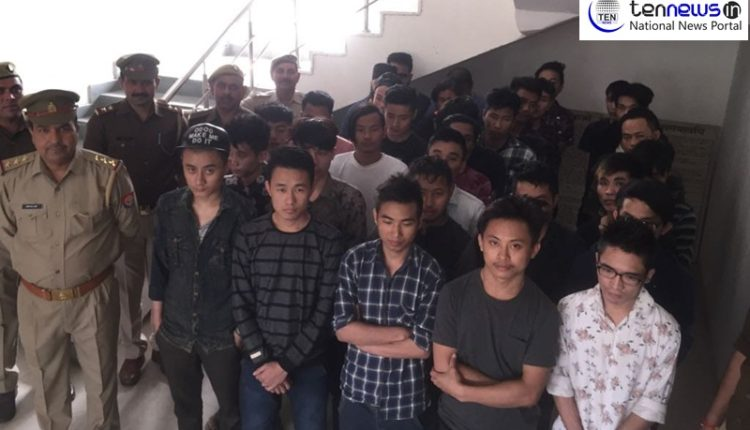 Noida Police and Cyber Crime Unit arrest 31 in call centre fraud case