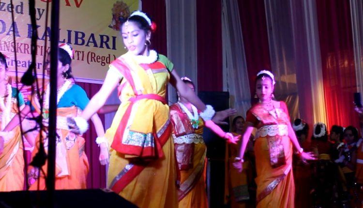 Video Highlights of Navmi Durga Puja at Greater Noida Kali Bari