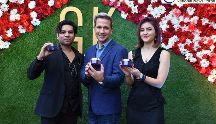 GKhair Professional Launches COLOR MASQUE in India