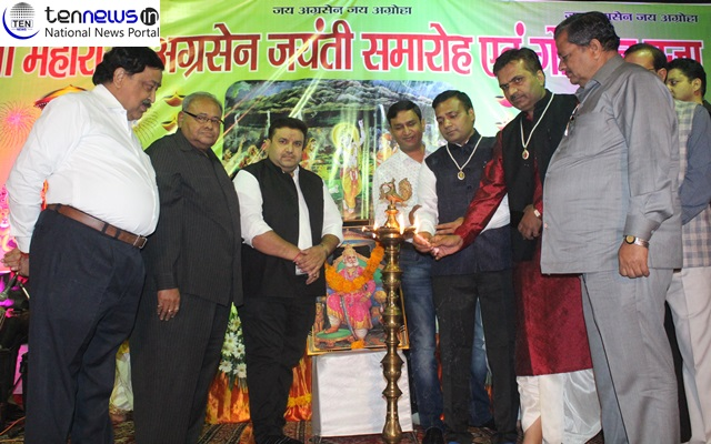 Photo Highlights Maharaja Agrasen Jayanti – Govardhan Puja Celebrated  in Greater Noida
