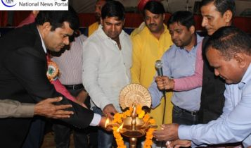 Photo Highlights of Uttrakhandi Cultural fest organized at Beta II