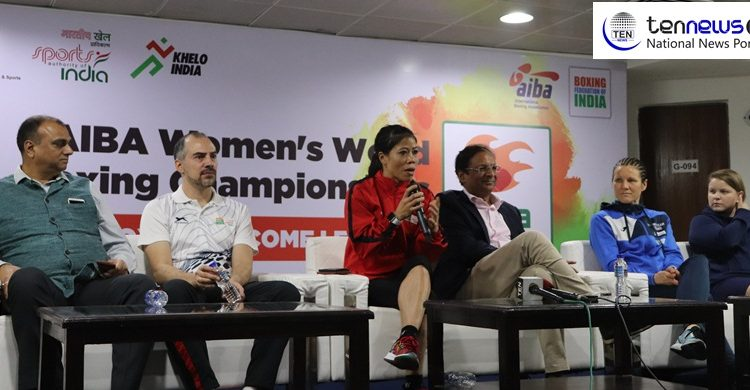 Delhi all set to host 10th edition of AIBA Women's World Boxing Championships!