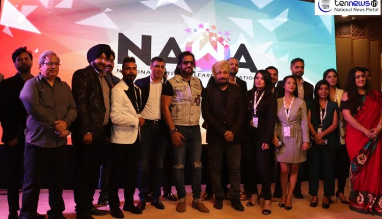 Gulshan Grover Launches National Artist Welfare Association Mobile App in National Capital!