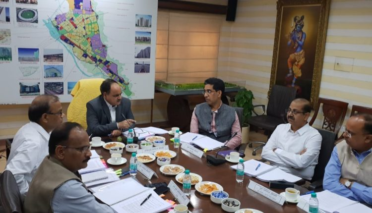 Noida Authority takes key decisions to brighten city residents Diwali, approves multipurpose function area, RERA office among others