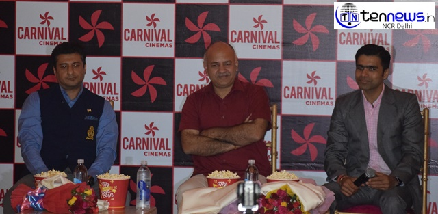 India's fastest growing and one of the leading national multiplex chain Carnival Cinemas led by Dr. Shrikant Bhasi reopened its most iconic and heritage flagship property.