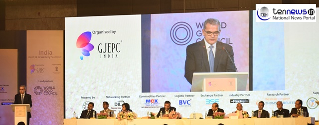 The Gem & Jewellery Export Promotion Council Organises 2nd India Gold & Jewellery Summit in New Delhi!