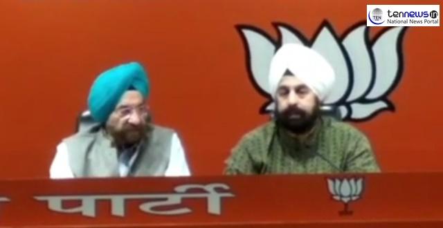 आरपी सिंह ने महबूबा, एनसी और कॉंग्रेस गठबंधन पर साधा निशाना, विधानसभा भंग होने का किया समर्थन
