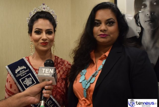 Exclusive Interview with Mrs. Asia International 2018 Dr Anupama Soni