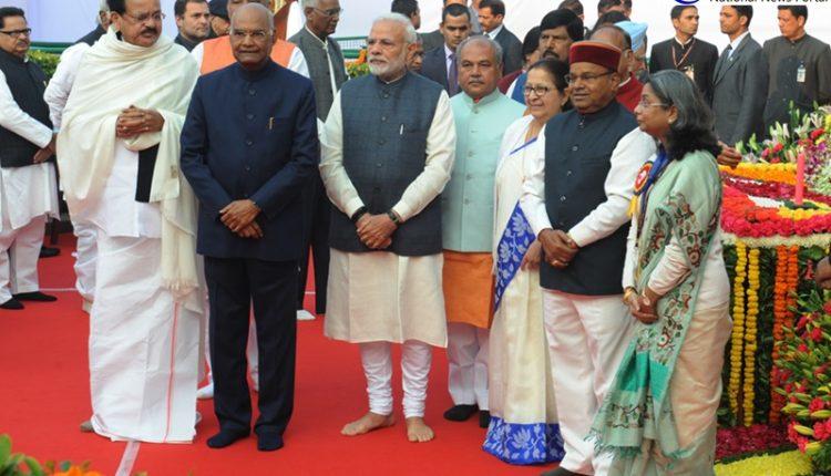 Nation Pays Homage to Dr. B. R. Ambedkar on his 63rd Mahaparinirvan Diwas