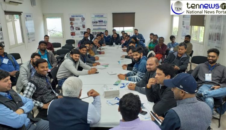 Aam Aadmi Party Concluded its 5th National Social Media Meet-2018