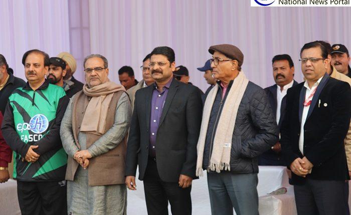EPCH-FASCO Organises Friendly Cricket Match Between Delhi and Moradabad Exporters