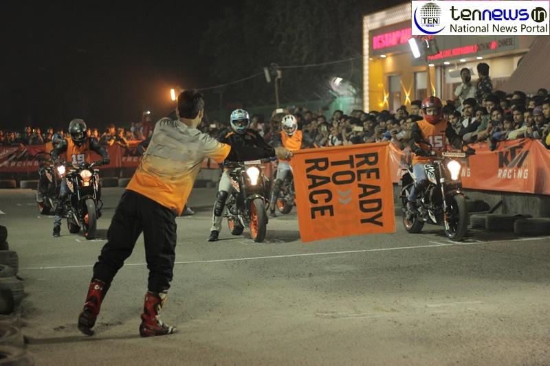 KTM hosts successful edition of Orange Day in Delhi