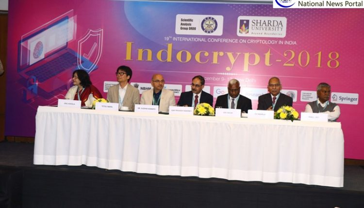 International Conference on Cryptology Indocrypt-2018