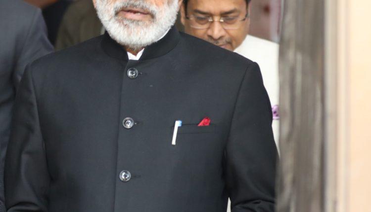 Shri, KJ Alphons, Hon'ble Minister of state for Tourisum