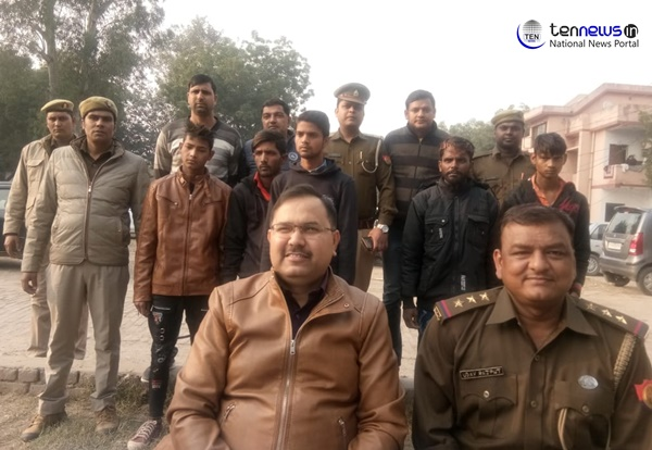 Noida Police Bust Loot Gang, 5 Arrested