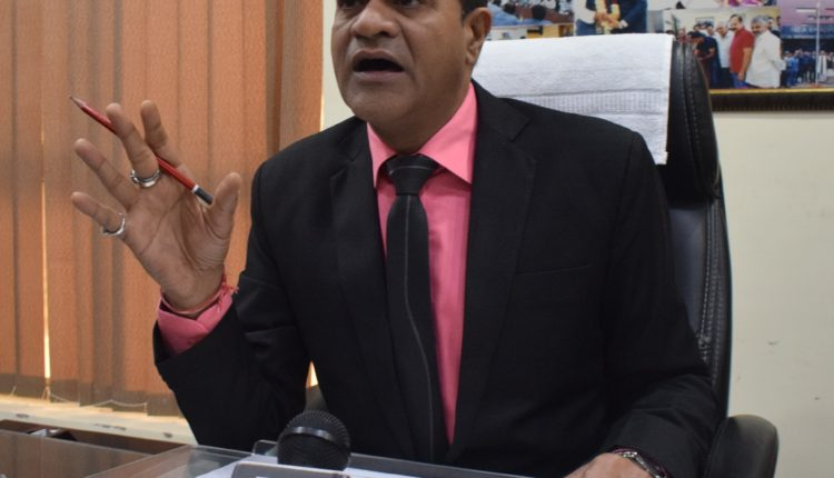 NIA President Vipin Malhan shares views on Formation of Municipal Corporation in Noida