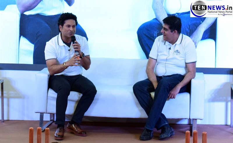 IETF 2019: Cricket Legend Sachin Tendulkar launches Sachin