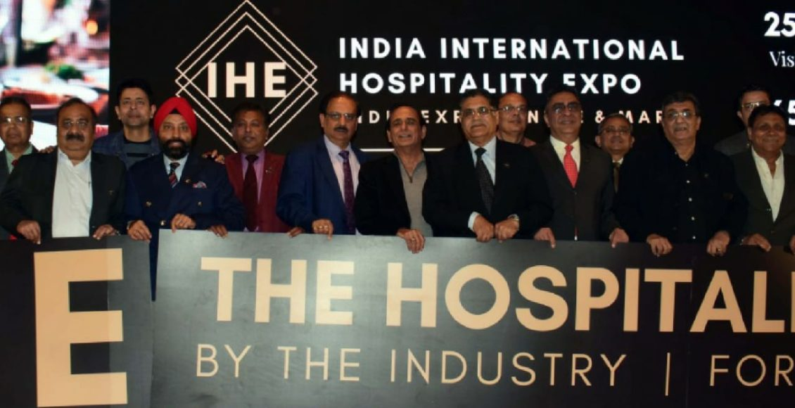 Curtain Raiser - India International Hospitality Expo 2019