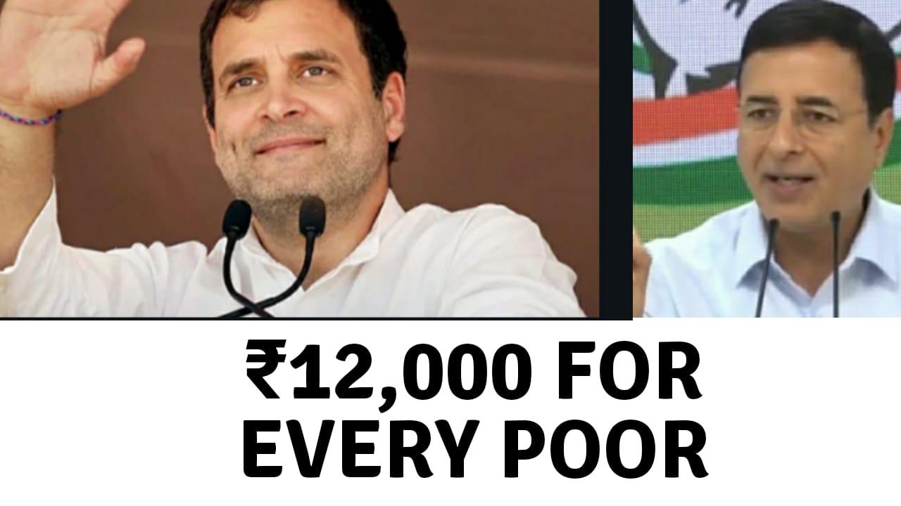 Congress takes a jibe at BJP,