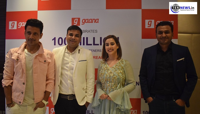 Gaana unveils 'Gaana Videos' and 'Artist Dashboard' on crossing 100 Million monthly active users