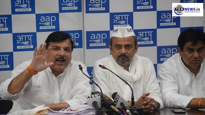 Samajwadi Party Members Joins AAP few days before LS Polls 2019