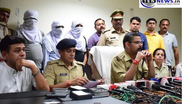दिन में ओला कैब चलाते थे और रात में चोरी की घटनाओं को देते थे अंजाम , नोएडा पुलिस ने किया खुलासा