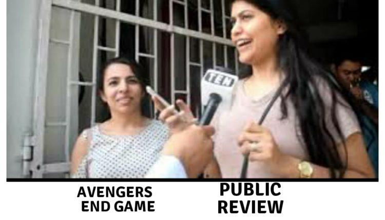 Avengers End Game: Delhi Public Review!