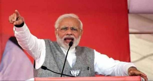 After four phases of election,some people have been been defeated: PM Modi