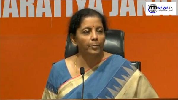 """Rahul Gandhi's credibility has already taken a beating,"" Says Nirmala Sitharaman on Congress President Rafale admission in SC"