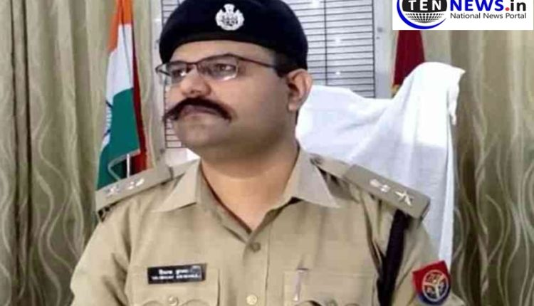 "Noida SSP Vaibhav Krishna briefs about ""Vadi Diwas"" to be organized in Police Station | Ten News"