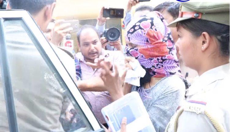 केंद्रीय मंत्री से फिरौती माँगने के मामले में पुलिस ने आरोपी को कोर्ट के सामने किया पेश , न्यायालय ने दिए आदेश