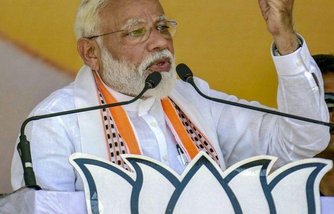 Lok Sabha polls: PM in Kaushambi