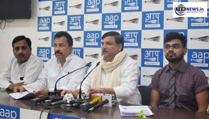 पीएम मोदी के ब्यान पर आम आदमी पार्टी ने किया पलटवार, कहा पीएम है फेकूपंथी सम्प्रदाय के प्रमुख