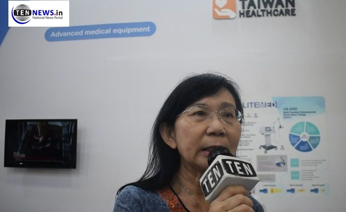 Taiwan Expo 2019: Taiwan Healthcare Pavilion Opens its door for Indian Market!