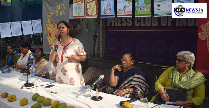 "Socialist Women takes a dig at PM's ""Non-Political"" interview through a ""Non-Political"" conference"