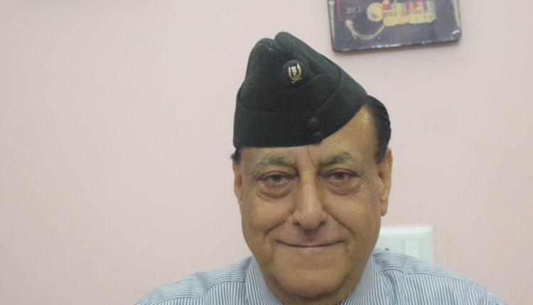 Brig (retd) Ashok Hak voices expectations with Modi 2.0, MP Mahesh Sharma, bats for planned development in Noida