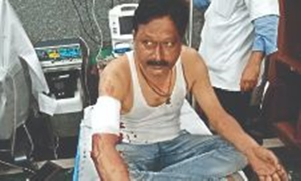 दिल्ली की स्पेशल सेल ने 18 लाख की डकैती का किया खुलासा, मुठभेड़ के दौरान कुख्यात बदमाश गिरफ्तार